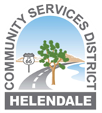 Helendale Community Services District large logo