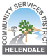 Helendale Community Services District small logo