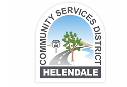 Helendale Community Services District logo